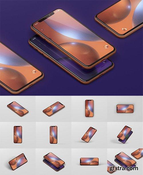 Phone XR Mockup