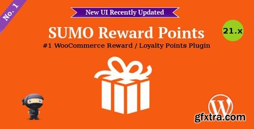 CodeCanyon - SUMO Reward Points v22.2 - WooCommerce Reward System - 7791451