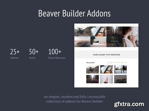 Addons for Beaver Builder Pro v2.5 - LivemeshThemes