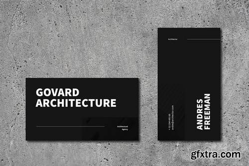 Govard Business Card Template