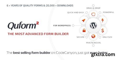 CodeCanyon - Quform v2.6.3 - WordPress Form Builder - 706149 - NULLED