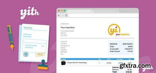 YiThemes - YITH WooCommerce PDF Invoice and Shipping List v1.9.1