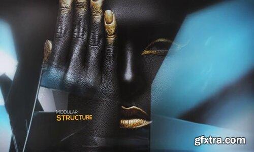 Videohive - Blue Diamond Promo - 20660014