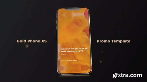 Videohive Gold Phone XS 23128612