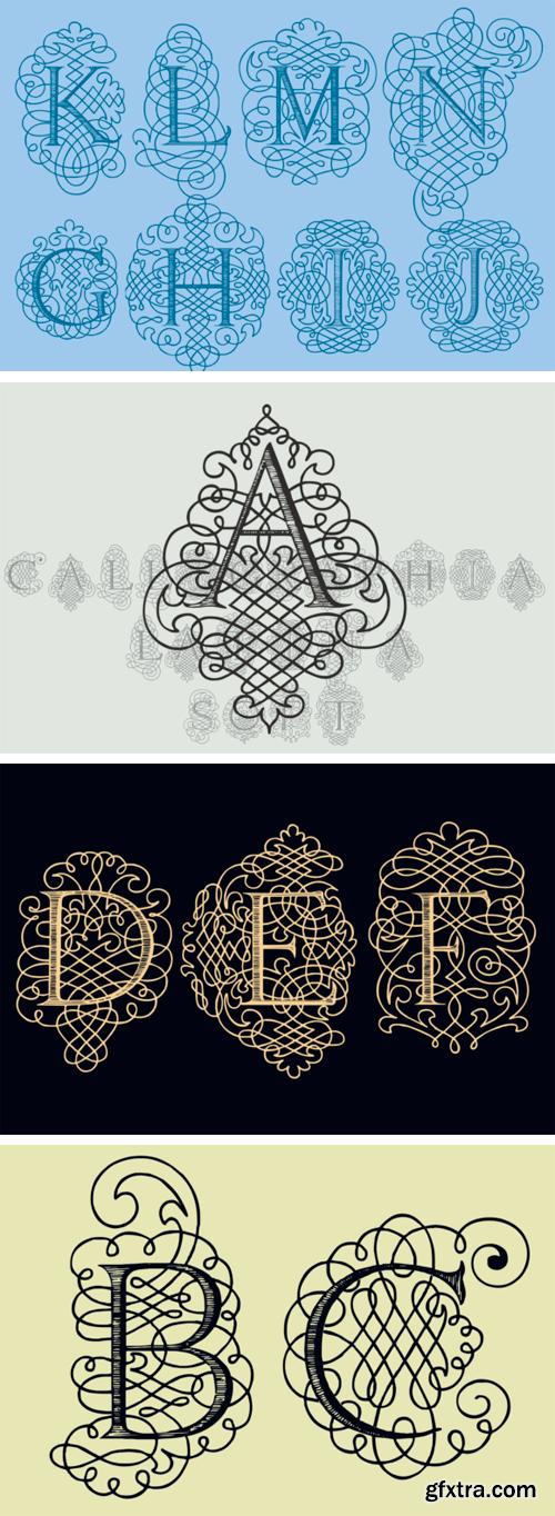 Calligraphia Latina Soft Font