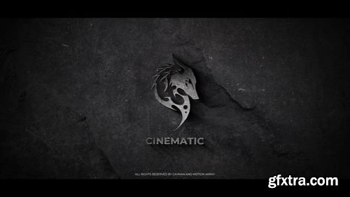 MotionArray - Cinematic Metal Logo After Effects Templates 159894
