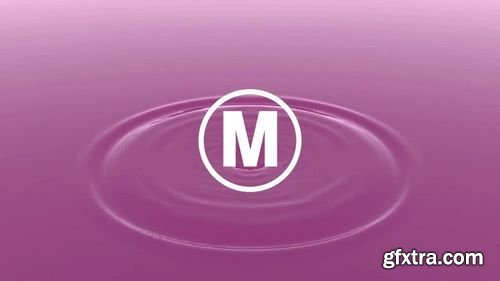 MotionArray - Drop Logo Reveal After Effects Templates 160336