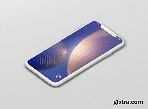 Phone XS Max Mockup