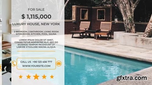 MotionArray - Real Estate After Effects Templates 160713