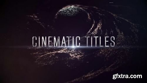 MotionArray - Trailer Titles After Effects Templates 160692