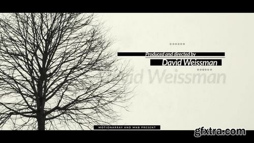 MotionArray - Abstract Movie Opener After Effects Templates 160838