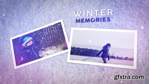 MotionArray Winter Memories 160923