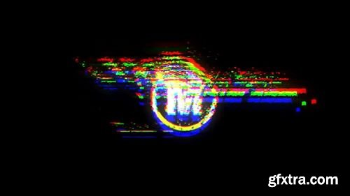 MotionArray - Glitch Logo After Effects Templates 160681
