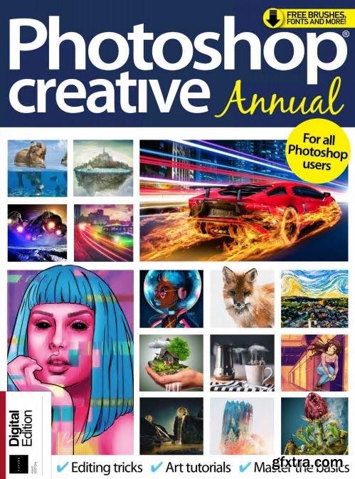Future\'s Series: Photoshop Creative Annual Vol 4, 2019