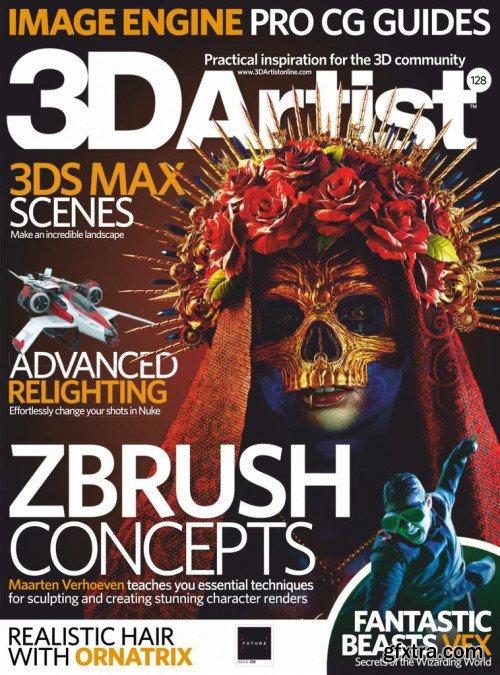 3D Artist - March 2019