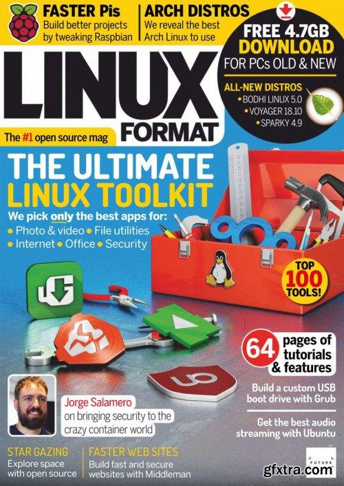 Linux Format UK - February 2019