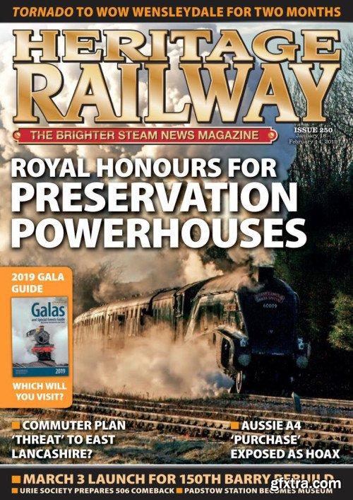 Heritage Railway - January 18, 2019