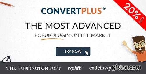 CodeCanyon - Popup Plugin For WordPress - ConvertPlus v3.4.0 - 14058953 - NULLED