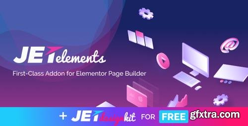 CodeCanyon - JetElements v1.14.10 - Widgets Addon for Elementor Page Builder - 20407053