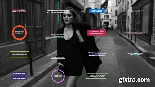 MotionArray - Social Media Titles & Lower Thirds 161308