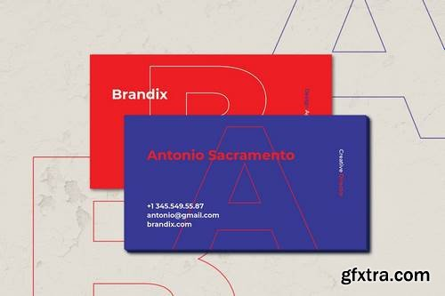 Brandix Agency Business Card Template