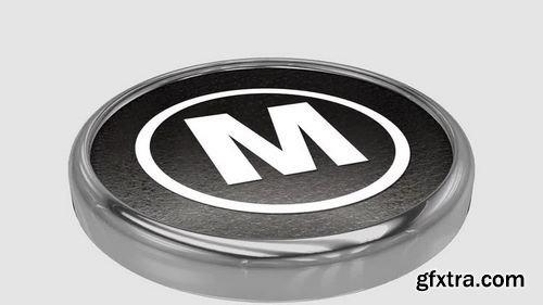 MotionArray Circle Logo Reveal 161568