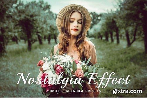 CM - Nostalgia Mobile Lightroom Presets 3362345