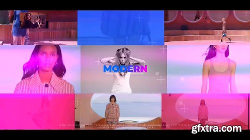 Videohive Modern Opener 22745367