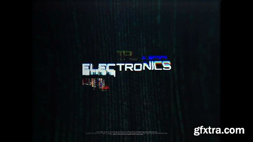 Videohive The Ultimate Glitch Text Maker + 70 Title Animation Presets Pack 23110607