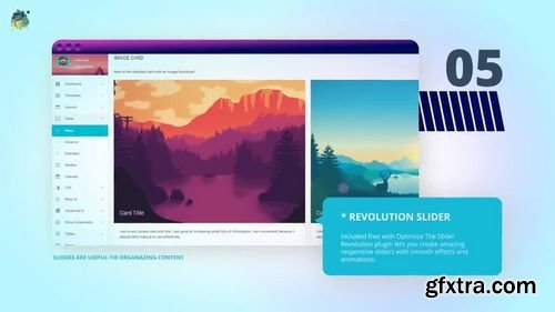 MotionArray Developer Mockup Website Portfolio 159317