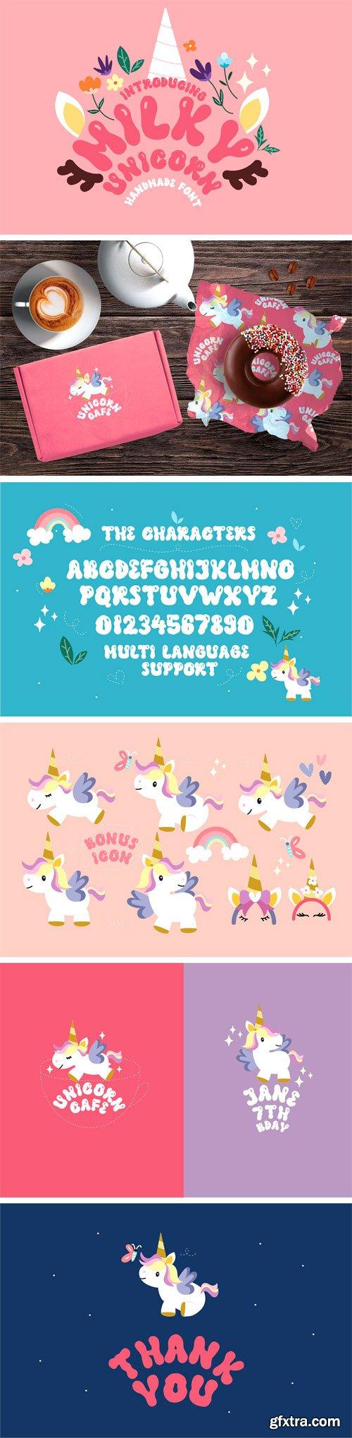 CM - Milky Unicorn 3362974