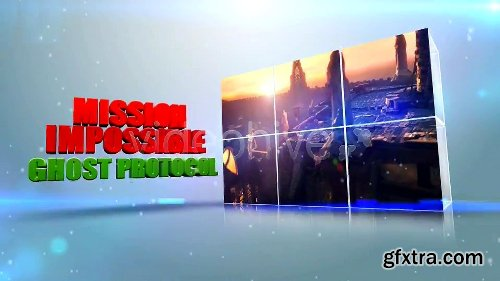Videohive Channel Promo 3540443