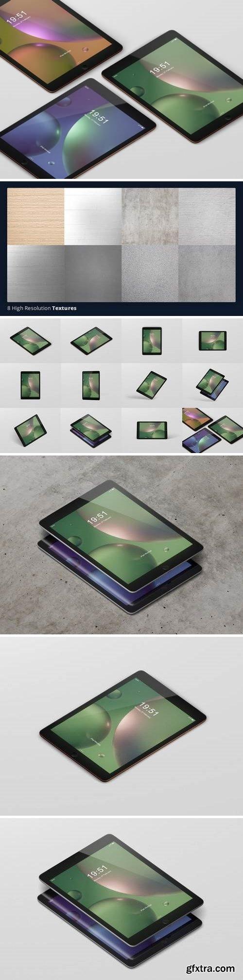 Tablet Screen Mockup