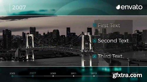 Videohive Corporate Timeline 19455590