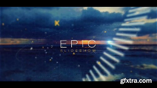 Videohive Epic Opener Cinematic Slideshow 19188508