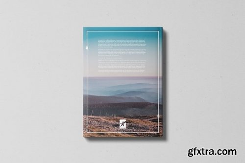 Hardcover Book Mock-Ups Vol1
