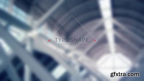 MotionArray Typoshape Title Pack 75253