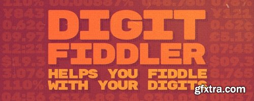 Digit Fiddler v1.0 for After Effects