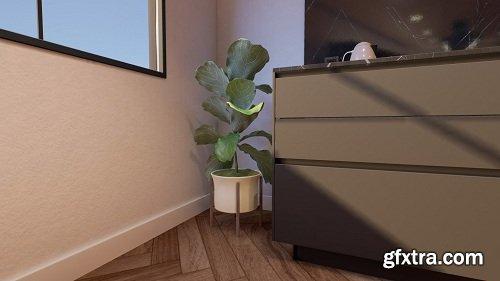 Archviz Plants
