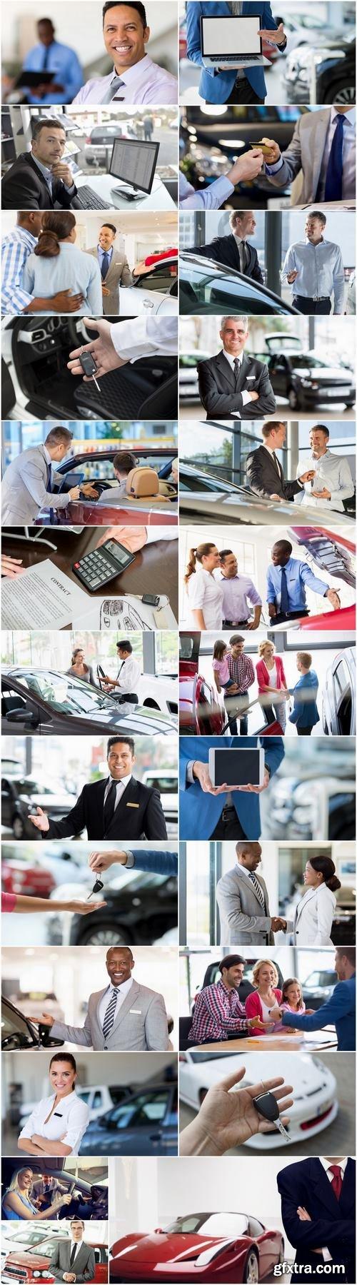 Car dealer salesman manager 25 HQ Jpeg