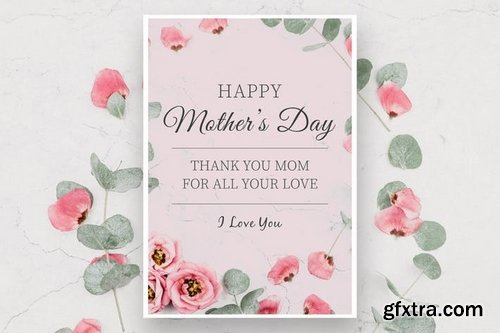Mother\'s Day Greeting Card