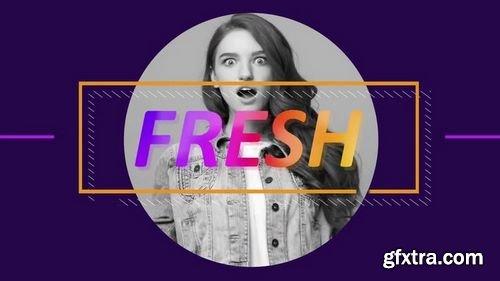 MotionArray Fresh Style Opener 162213