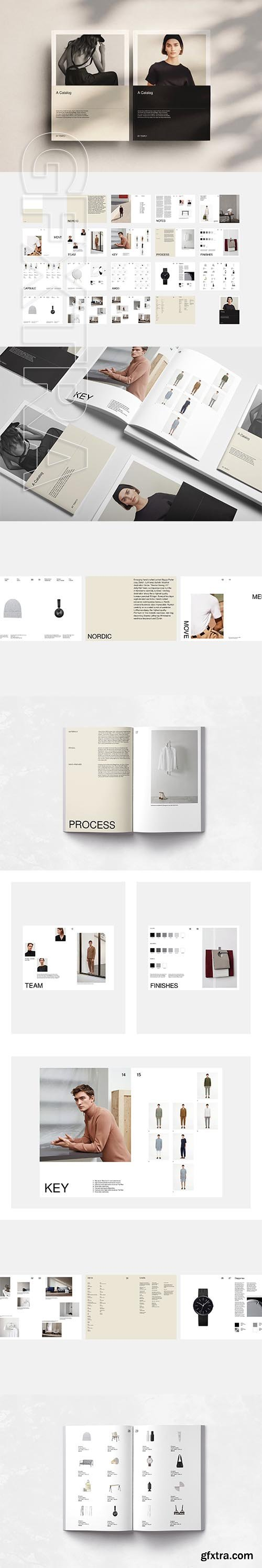 CreativeMarket - Fashion and Product Catalog 3365061