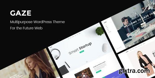 ThemeForest - Gaze v1.0.4 - Responsive Multipurpose WordPress Theme - 21566941