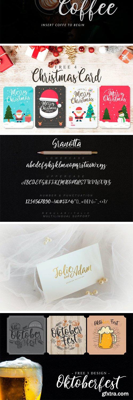 CM - Granotta - Dazling Font 2987317