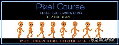 CGCookie – Fundamentals of Pixel Art Animation