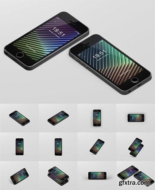 Phone SE Mockup