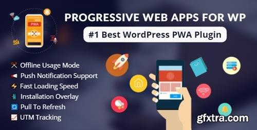 CodeCanyon - Progressive Web Apps For WordPress v2.5 - 22447595