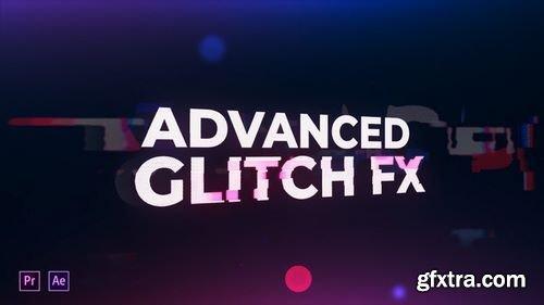 MotionArray Advanced Glitch FX 153960