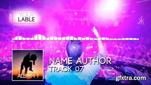 MotionArray DJ Music Equalizer 161921